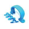 กิ๊ปจับท่อ พีวีซี สีฟ้า อริยะ ราคาถูก