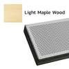 ฝ้าเหล็ก กัลวาไนซ์ ลายเส้น อะคูสติก Metalworks V-P500 ลายไม้ Light Maple Wood ราคาถูก