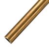 """ท่อทองเหลือง C3604 1 1/2"""" 0.7 มม. 5 ม. ราคาถูก"""
