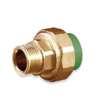 SCG公接头黄铜PPR 20毫米1/2英寸 低价