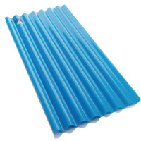 Translucent Small Corrugated Sheet SCG Blue 1.2 mm cheap price
