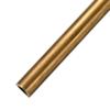 """ท่อทองเหลือง C3604 1 3/8"""" 0.7 มม. 5 ม. ราคาถูก"""