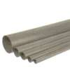 Thai Pipe PVC Agriculture Pipes Grey Plain End 10 mm 1/4-inch Length 4 m cheap price