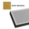 ฝ้าเหล็ก กัลวาไนซ์ ลายเส้น อะคูสติก Metalworks V-P500 ลายไม้ Dark Bamboo ราคาถูก