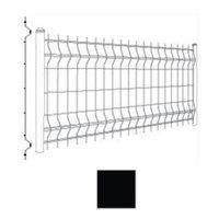 SCG Mesh fence WAVE Black cheap price