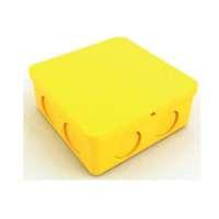 ARR PVC电气和电话黄色4x4方形接线盒 低价