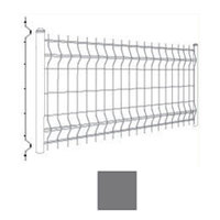 SCG Mesh fence WAVE Grey cheap price