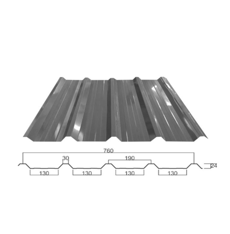 Metal Sheet 760p Alu Zinc Best Price Onestockhome