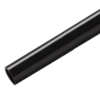 Carbon Steel Black Round Pipe 6 m 2 1/2-inch 1.7 mm 18.44kg cheap price