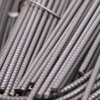 Rebars (EAF) SR24 SD40T RB6 RB9 RB12 DB12 DB16 DB20 DB25  cheap price
