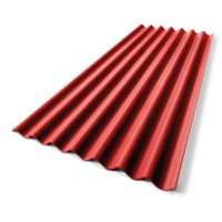 Diamond Small Corrugated Tile Mangmee Red cheap price