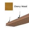 ฝ้าอลูมิเนียม ลายเส้น Metalworks ลายไม้ Cherry Wood ราคาถูก