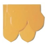 Excella Fish scale Classic Tile Yellow cheap price