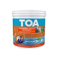 TOA DeckingStain Waterborne Matt for Exterior cheap price