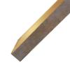ระแนงเหล็กลายไม้ ลายเลียนแบบสนิม Modern Rusty ราคาถูก