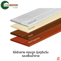 Conwood Eaves 2 in 1 Primer Brown cheap price