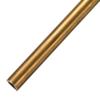 """ท่อทองเหลือง C3604 1"""" 0.7 มม. 5 ม. ราคาถูก"""