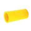 ข้อต่อตรง ร้อยสายไฟ สีเหลือง พีวีซี อริยะ ราคาถูก