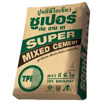 TPI Mixed Cement Green Super cheap price