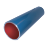 Syler ท่อเหล็กบุพีอี แบบสำหรับน้ำร้อนใส้สีแดง Type H Class M ราคาถูก