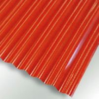3 Stars Large Corrugated Red Zinc cheap price