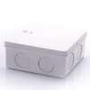 กล่องพักสายไฟ สี่เหลี่ยม 4x4 สีขาว JIS พีวีซี เอสซีจี ราคาถูก