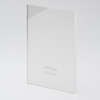 แผ่นโปร่งแสง หลังคาอะคริลิก Shinkolite DXNB00 Glass Frosted กระจกพ่นทราย 1.38x6.0 ม. 6 มม. ราคาถูก