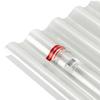 SCG Translucent Small Corrugated Sheet Transparent 0.8 mm 0.54x1.20 m cheap price