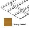 ฝ้าเหล็ก กัลวาไนซ์ ตัวเอฟ F-Plank Metalworks ลายไม้ Cherry Wood ราคาถูก