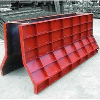 Metal Barrier Concrete Formwork cheap price