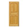 ประตูไม้จริง สยาแดง Unix S-5C ราคาถูก