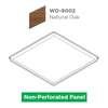 ฝ้าสแตนเลส Lay In Highlands Series D ลายไม้ WD-8002 Natural Oak ราคาถูก